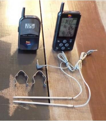 Maverick Trådløst termometer, ET-733 med 2 prober.