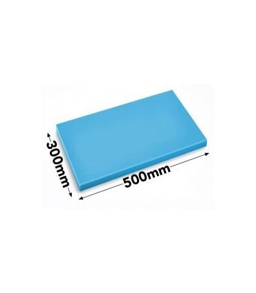 Skjærebrett HACCP, Blå, 50 x 30 x 2 cm