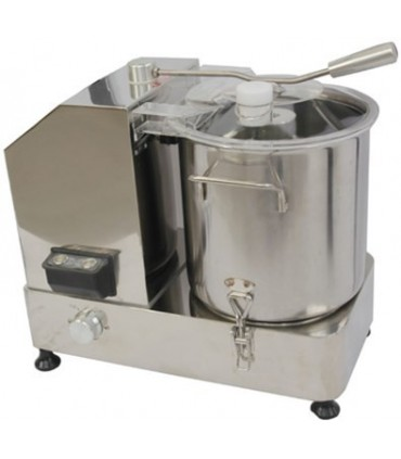 Kutter/Hurtighakker 6 liter