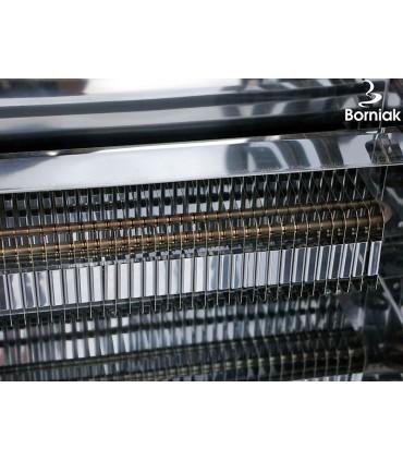 Borniak Digital UWD-150, Røykskap i Aluzink & rustfritt stål
