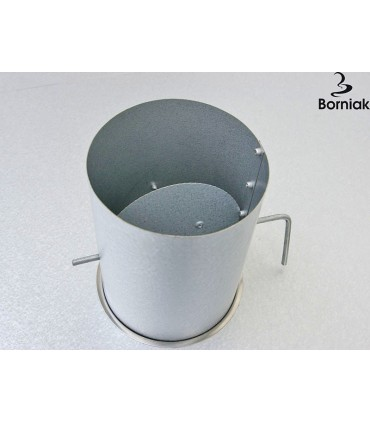 Borniak Digital Rusfritt UWSD-150, Røykskap