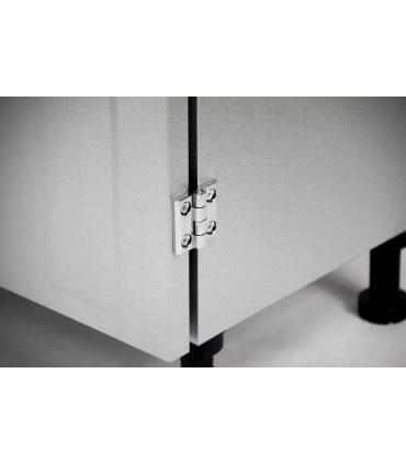 Borniak Digital UWD-70, Røykskap i Aluzink & rustfritt stål
