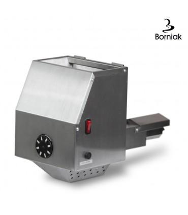 Borniak røykgenerator Rustfritt stål