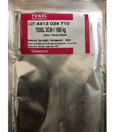 Startkultur TEXEL DCM- 1 (speking av muskler)