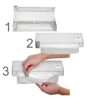 Vakuum Rull-holder/kutter