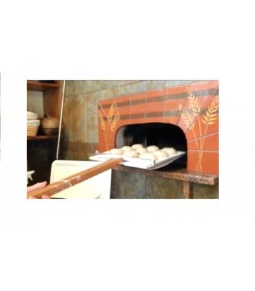 Super Peel Wood Fired Oven Peel -den smarte pizzaspaden