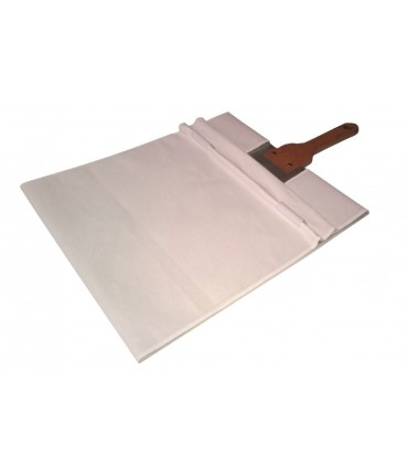 "16"" Non-Stick Super Peel Pizza Peel -den smarte pizzaspaden"