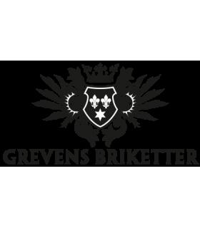 Grevens Rökbriketter Bjørk  90-pack