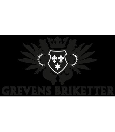 Grevens Rökbriketter Bøk  90-pack