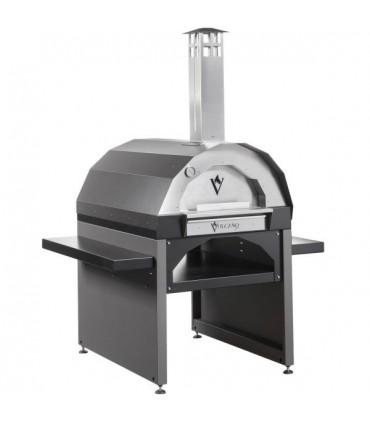Vulcano VFC 750 vedfyrt pizzaovn