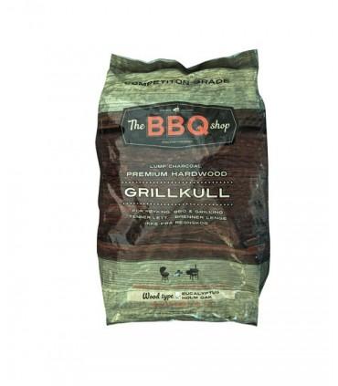 """Grillkull """"BBQ Shop"""" Oak, 10 kg"""