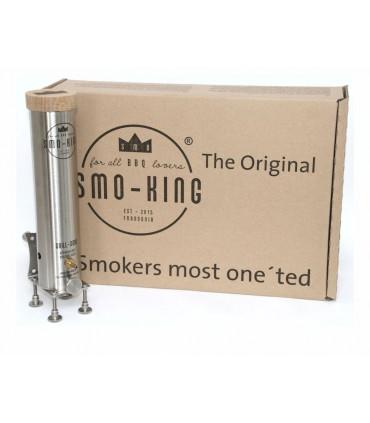 Smo-King BIG-Grill-SMO 1.25 Liter, 230 volt luft pumpe, Starter Set