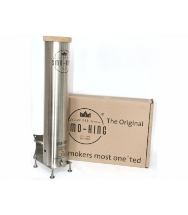 Smo-King GIGA-SMO 4 Liter, 230 volt luft pumpe, Starter Set