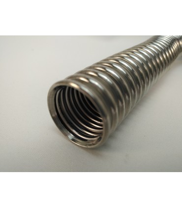 Rustfritt stål flexrør 0,65 liter Grill Smo 0,5 meter