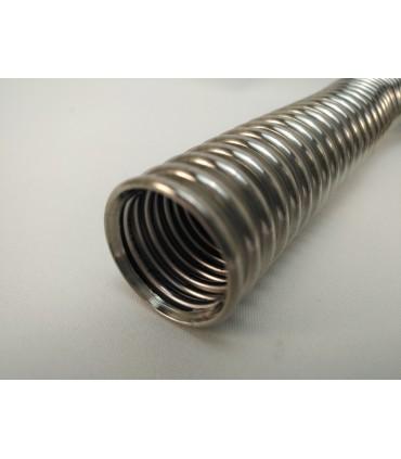 Rustfritt stål flexrør 2,3 liter Big-Old-Smo 0,5 meter