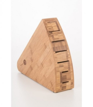 Knivblokk Bamboo fra Suncraft [MU-201]