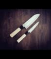 Knivsett Kokkekniv/Santoku [WH-101102]