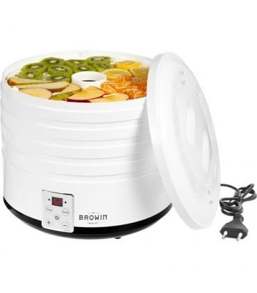 Tørker/Dehydrator med temperaturjustering 500W