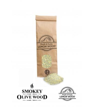 Røykemel av Sitrontre Nº1 - Smokey Olive Wood