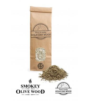 Røykemel av Holmeik Nº1.5 for Røykpistol  - Smokey Olive Wood