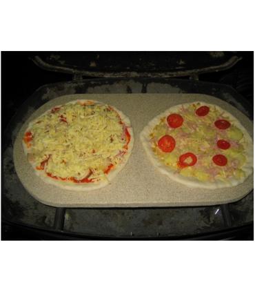 Fredstone Pizzastein Oval Large