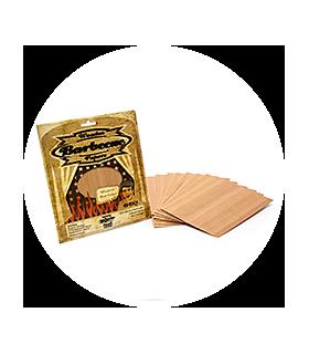 Grillpapir Cedar  -Wooden Papers
