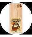 Grillplanke i Cedar  3 stk
