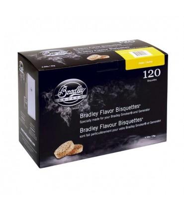 Bradley Røykebriketter av Or 120-pack