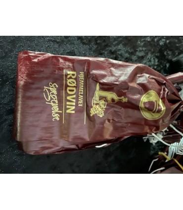 Rødvin Spekepølse kit