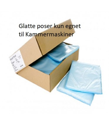 Trollvac Vakuumposer glatt Eske 20x20-70my(1000)