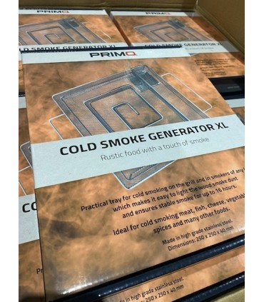 PrimQ Cold Smoke Generator Stor