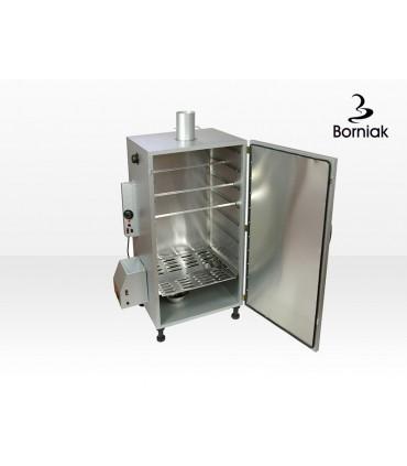 Borniak UW-150, Røykskap i Aluzink & rustfritt stål