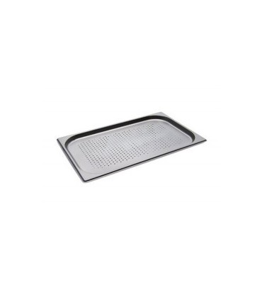 GN beholder/bakk 1/1 Perforert 20mm