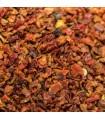 Paprika Flakes 1-3 mm Rød